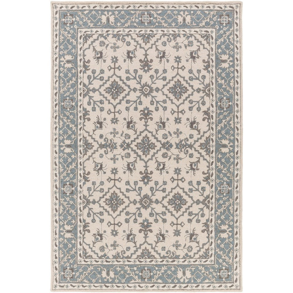 "Surya Rugs Castille 5' x 7'6"" - Item Number: CTL2002-576"