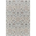 Surya Rugs Castille 4' x 6' - Item Number: CTL2003-46