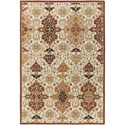 Surya Rugs Castille 4' x 6' - Item Number: CTL2005-46
