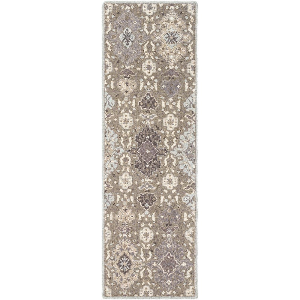 "Surya Rugs Castille 2'6"" x 8' - Item Number: CTL2006-268"