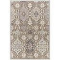 Surya Rugs Castille 4' x 6' - Item Number: CTL2006-46