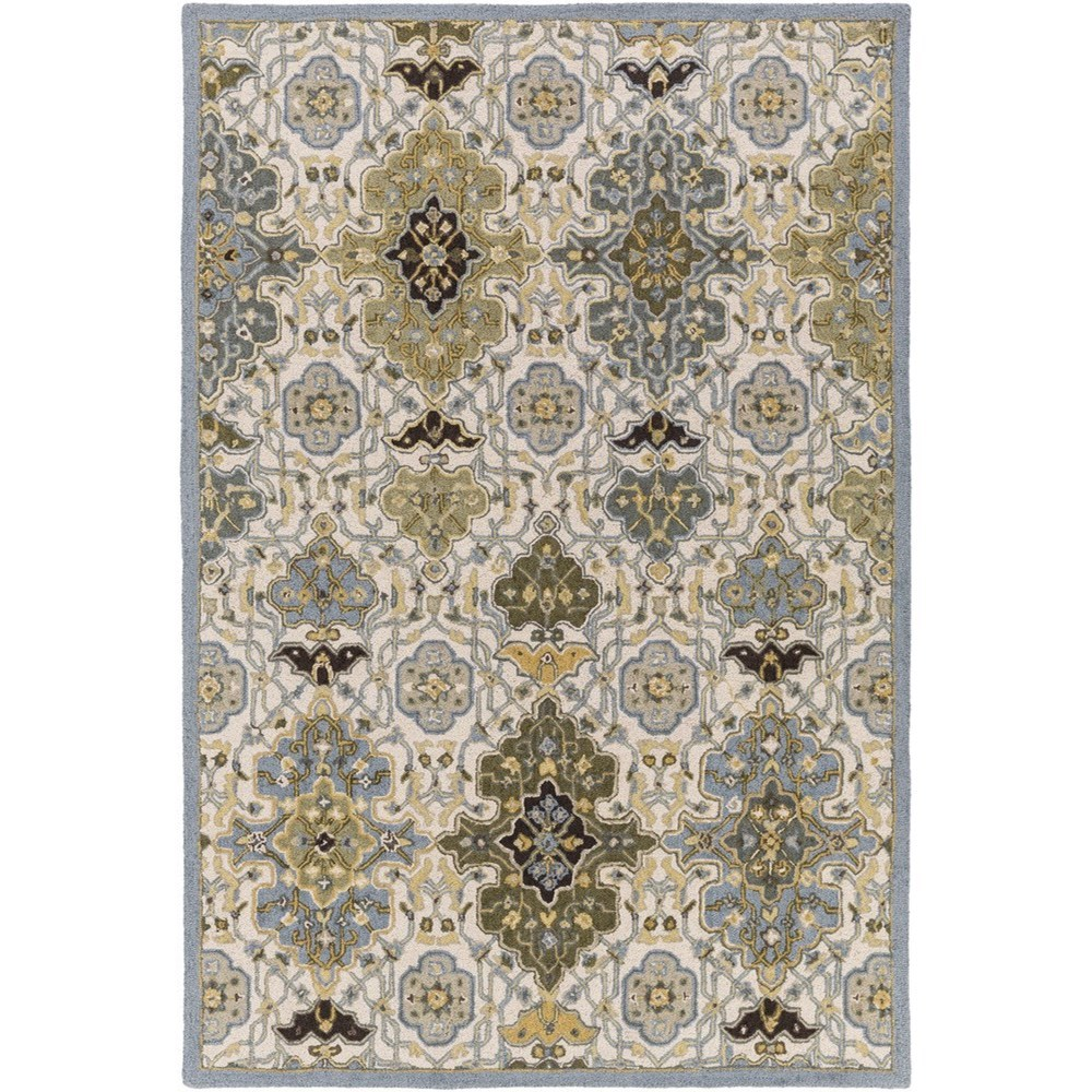 Surya Rugs Castille 2' x 3' - Item Number: CTL2007-23