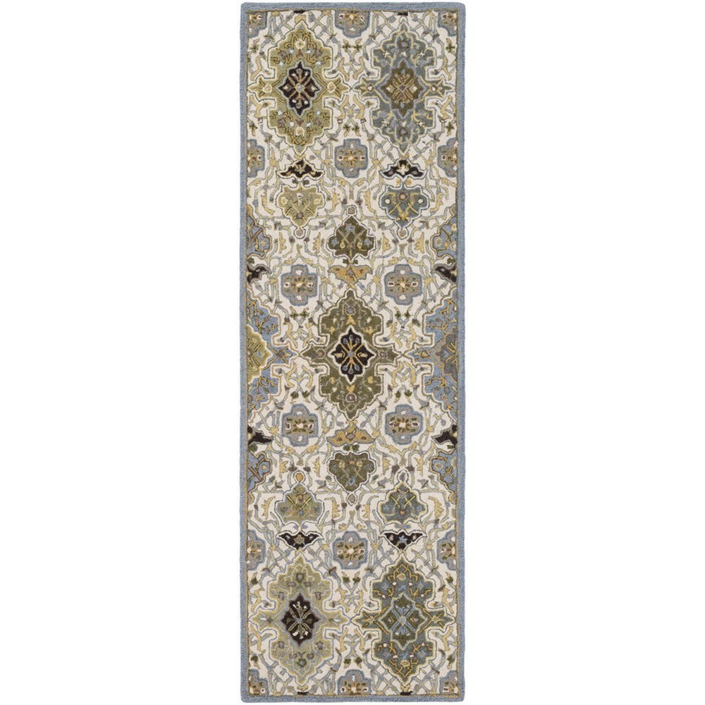 "Surya Rugs Castille 2'6"" x 8' - Item Number: CTL2007-268"