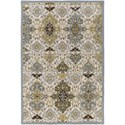 "Surya Rugs Castille 5' x 7'6"" - Item Number: CTL2007-576"