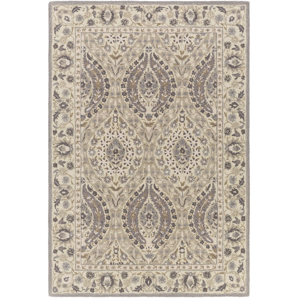 "Surya Rugs Castille 5' x 7'6"" - Item Number: CTL2008-576"