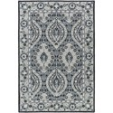 Surya Rugs Castille 4' x 6' - Item Number: CTL2009-46