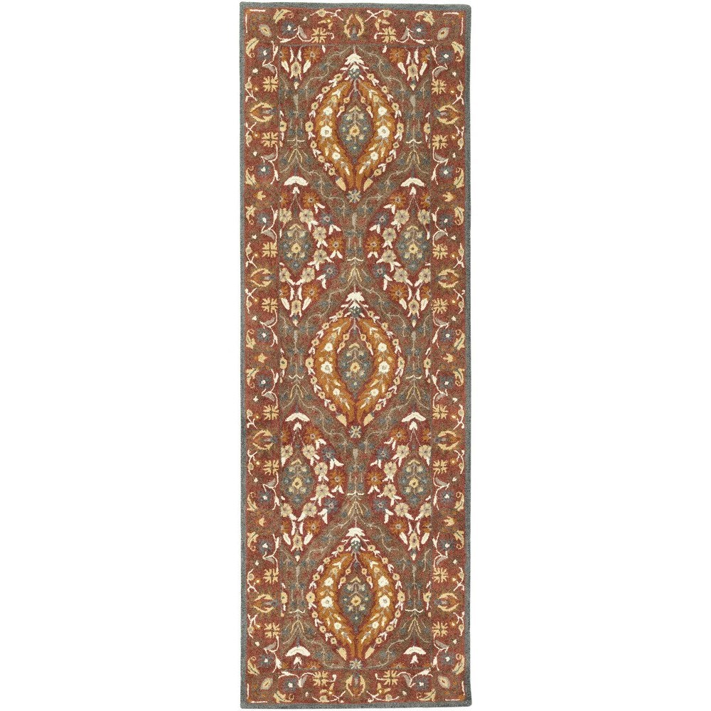"Surya Rugs Castille 2'6"" x 8' - Item Number: CTL2010-268"