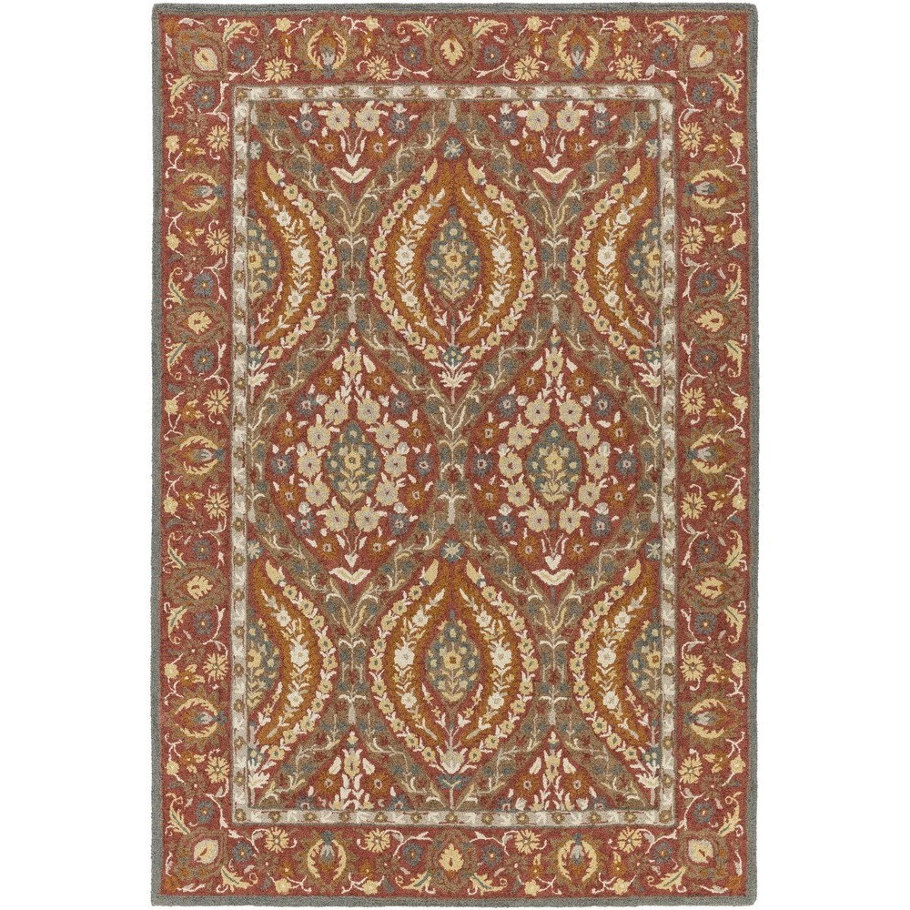 Surya Rugs Castille 4' x 6' - Item Number: CTL2010-46