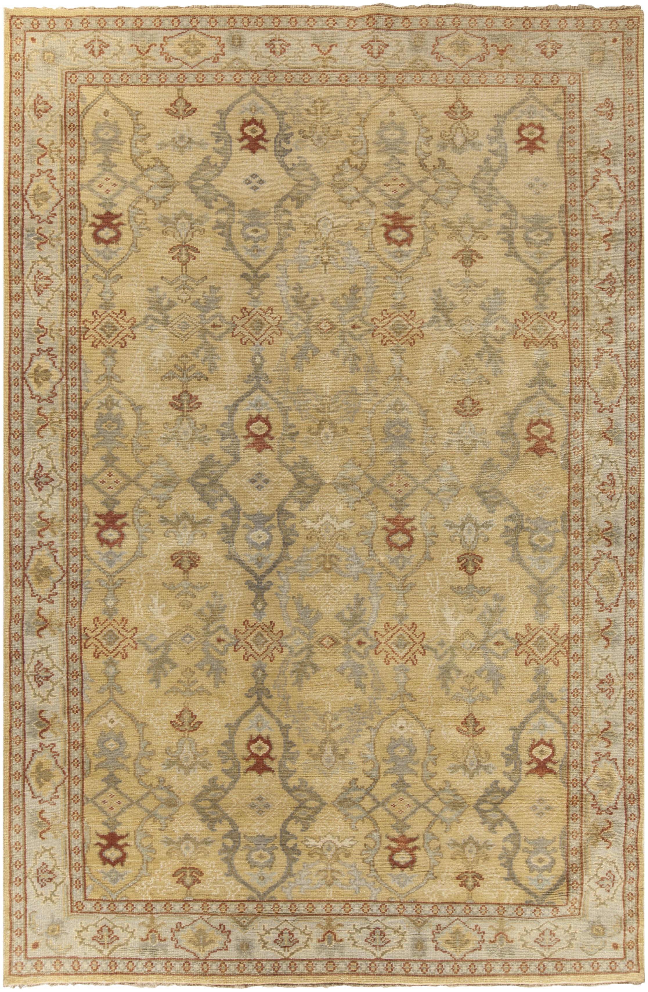 Surya Rugs Castle 6' x 9' - Item Number: CSL6000-69
