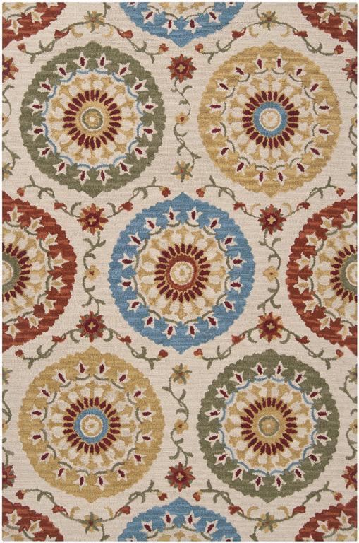 Surya Centennial 8' x 11' - Item Number: CNT1051-811