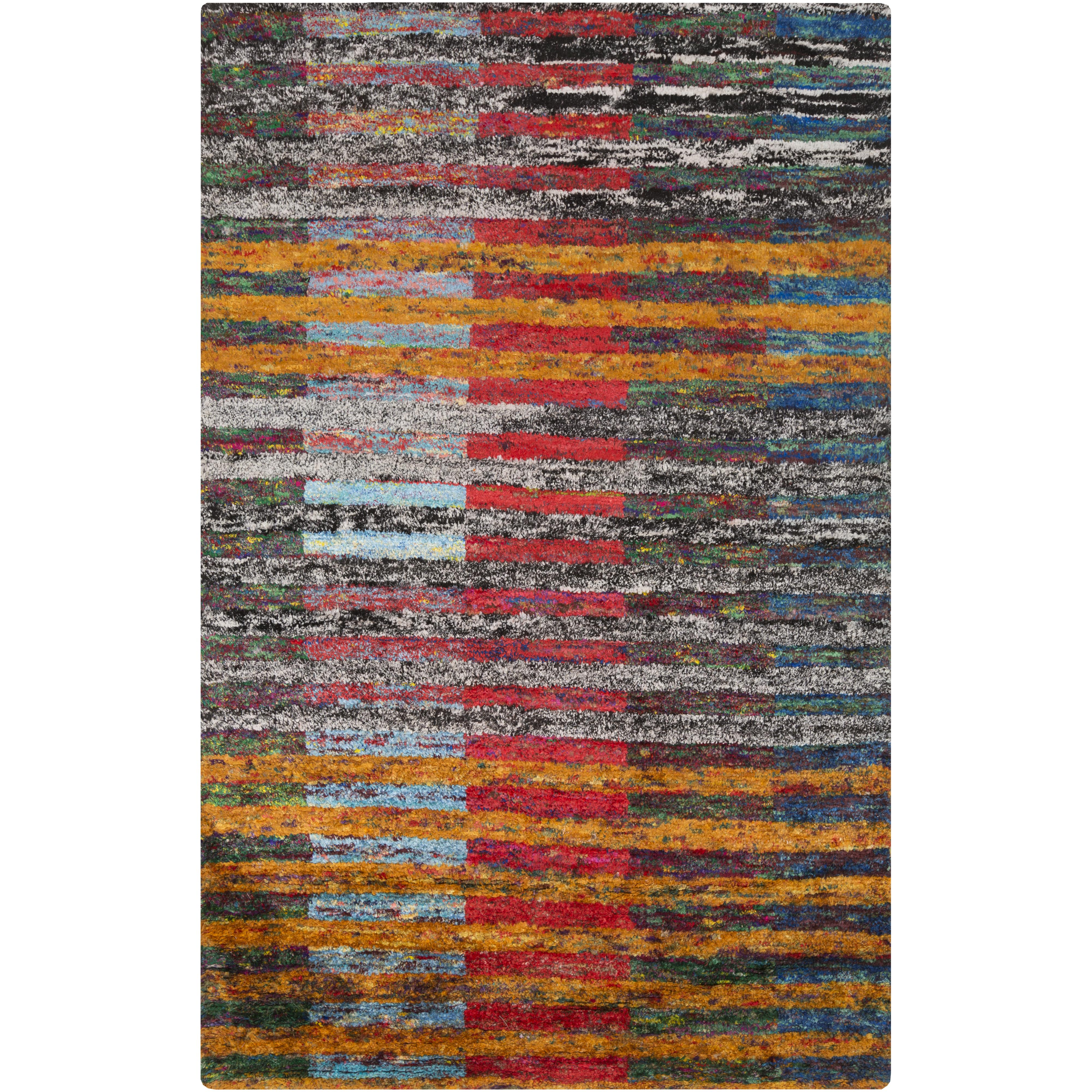 Surya Rugs Chocho 5' x 8' - Item Number: CHO9001-58