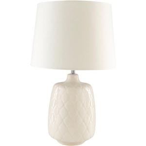 Cream Coastal Table Lamp