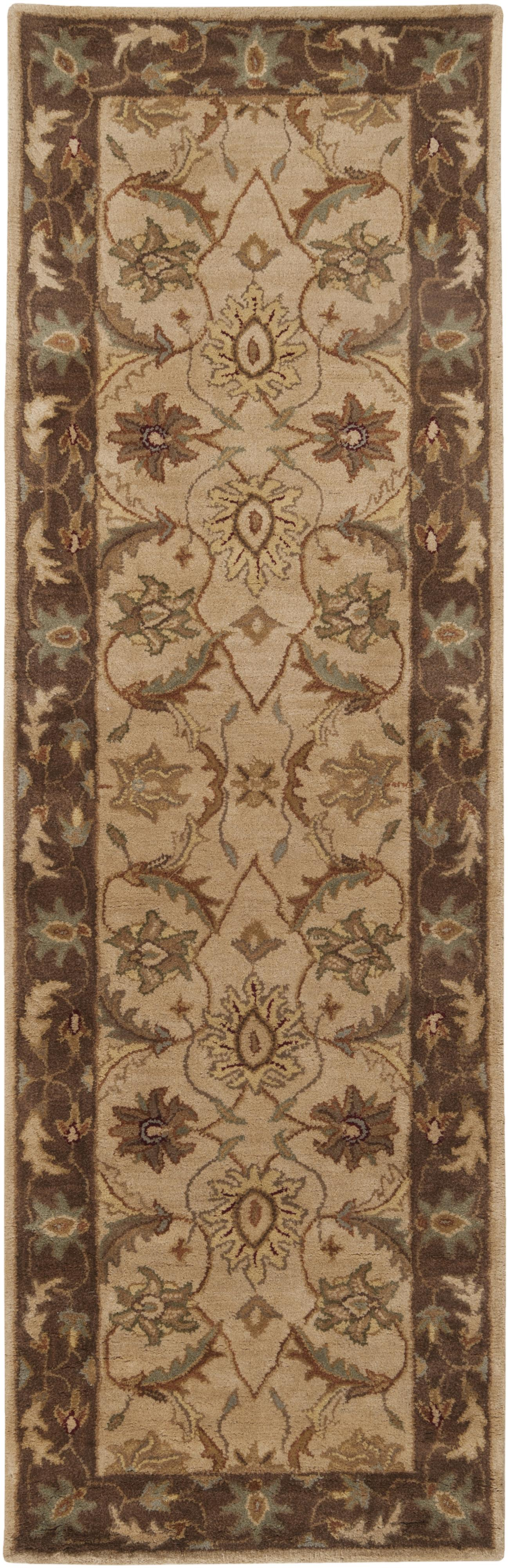 "Surya Rugs Clifton 2'6"" x 8' - Item Number: CLF1013-268"