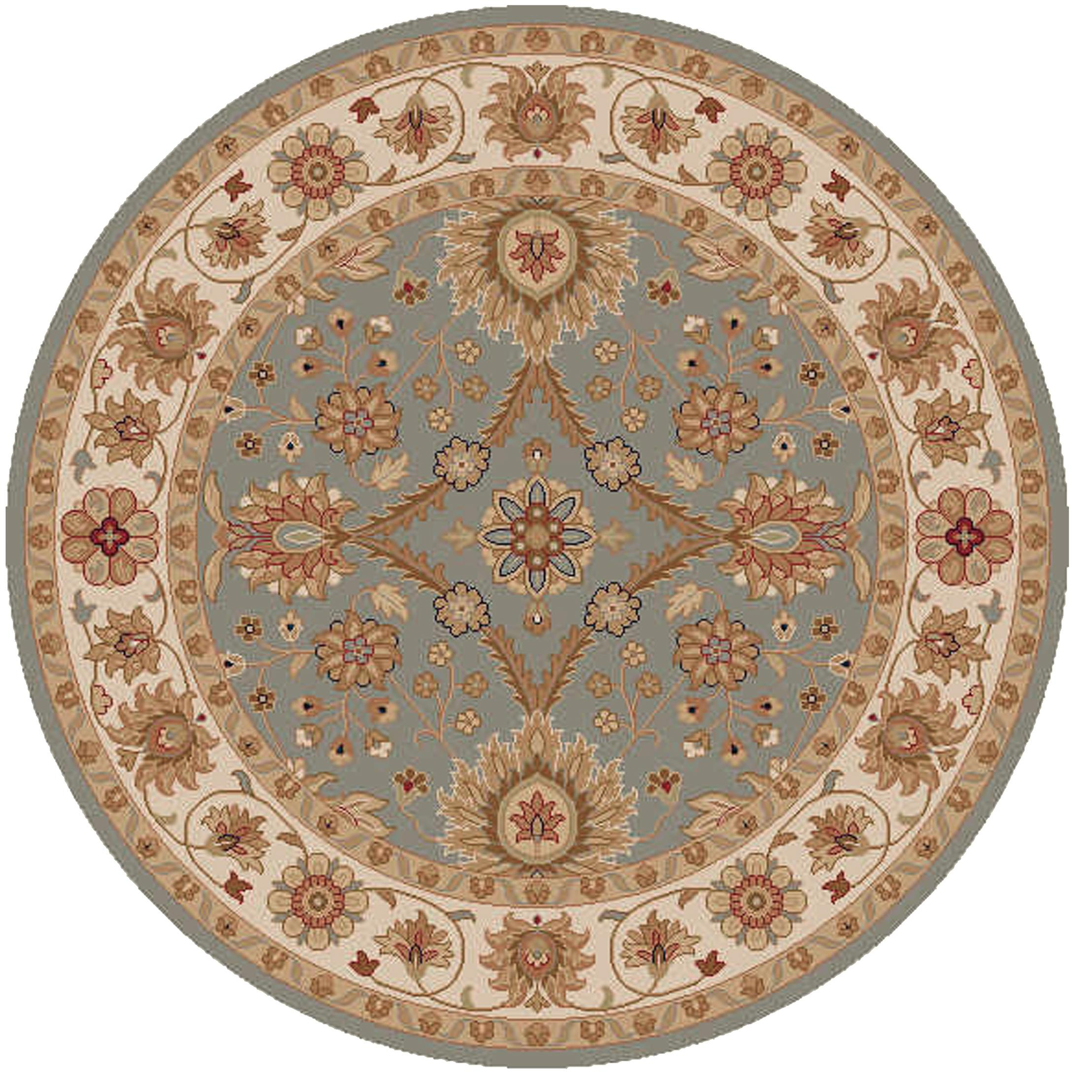 Surya Rugs Clifton 8' Round - Item Number: CLF1018-8RD