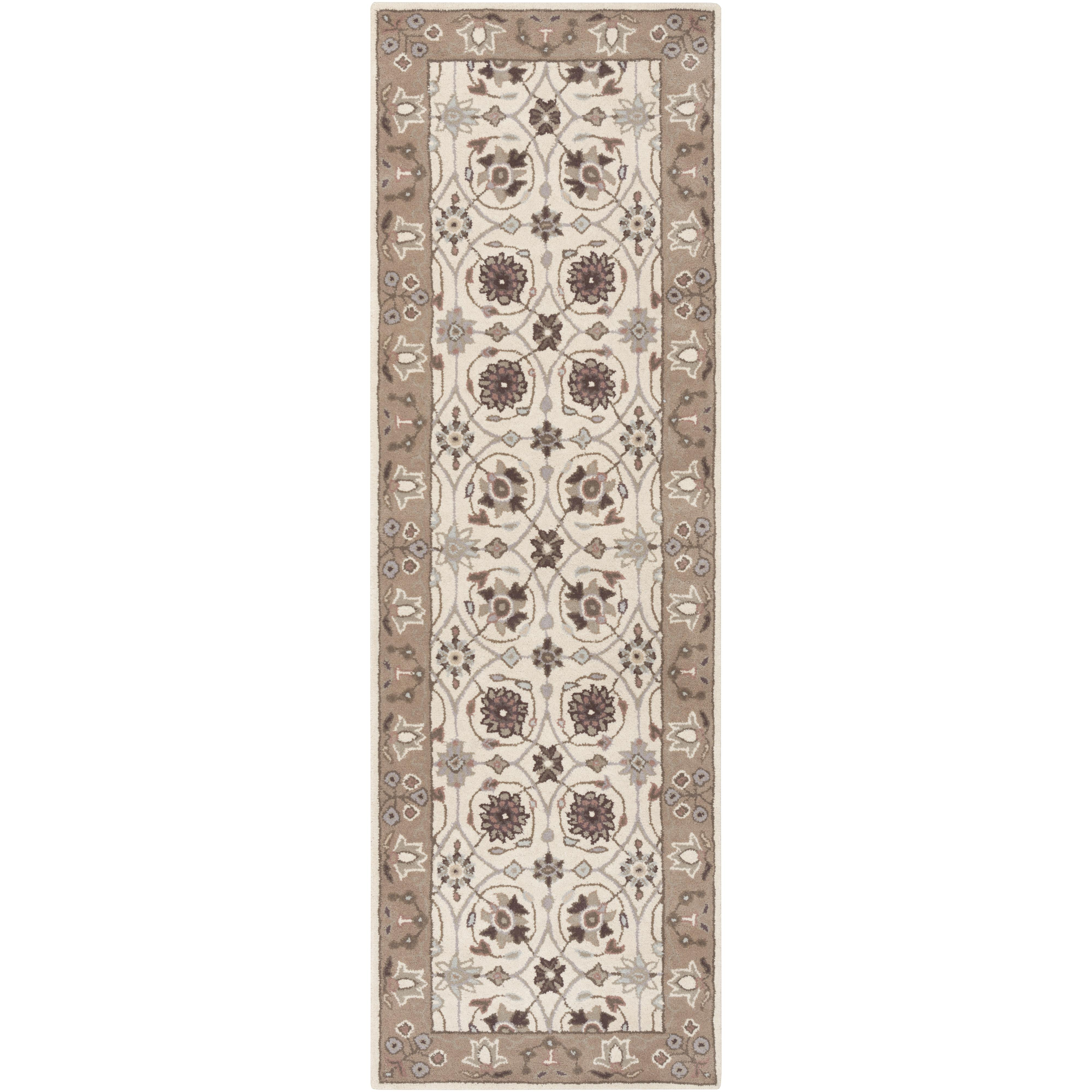 "Surya Rugs Clifton 2'6"" x 8' - Item Number: CLF1026-268"