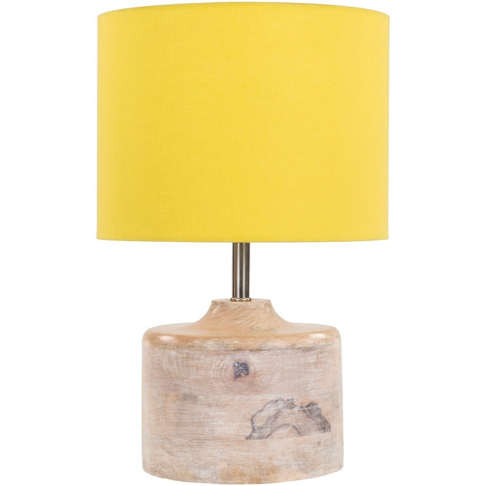 Surya Coast Natural Finish Contemporary Table Lamp - Item Number: CAT975-TBL