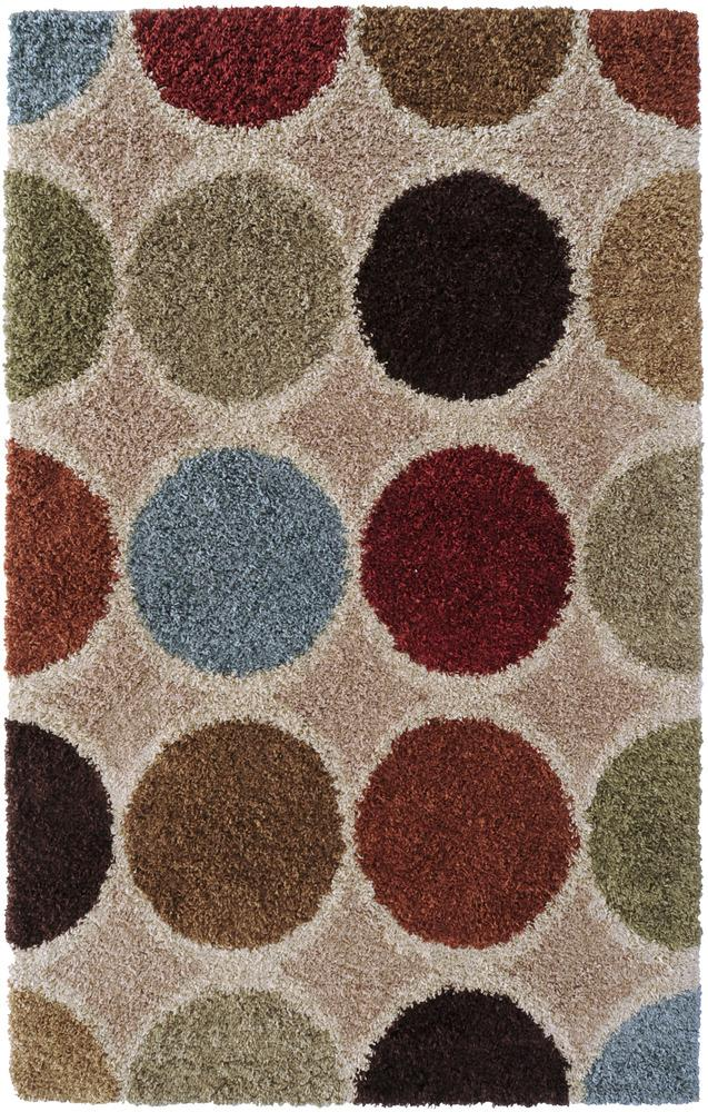 "Surya Rugs Concepts 5'3"" x 7'6"" - Item Number: CPT1716-5376"