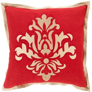 22 x 22 x 5 Down Throw Pillow