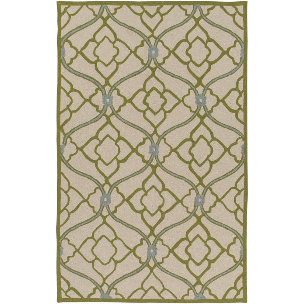"Surya Rugs Courtyard 5' x 7'6"" - Item Number: CTY4000-576"