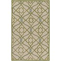 Surya Rugs Courtyard 8' x 10' - Item Number: CTY4000-810