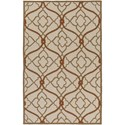 Surya Courtyard 2' x 3' - Item Number: CTY4001-23