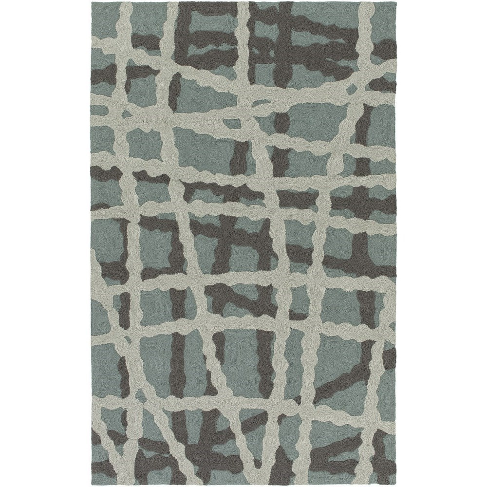 Surya Courtyard 4' x 6' - Item Number: CTY4007-46