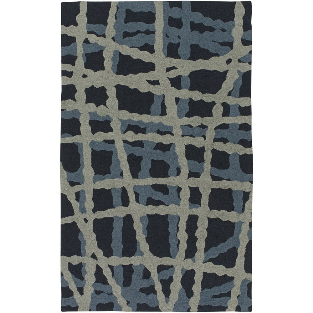 Surya Rugs Courtyard 4' x 6' - Item Number: CTY4008-46