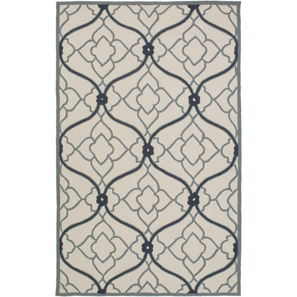 "Surya Rugs Courtyard 5' x 7'6"" - Item Number: CTY4042-576"