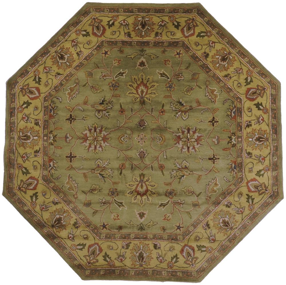 Surya Crowne 8' Octagon - Item Number: CRN6001-8OCT