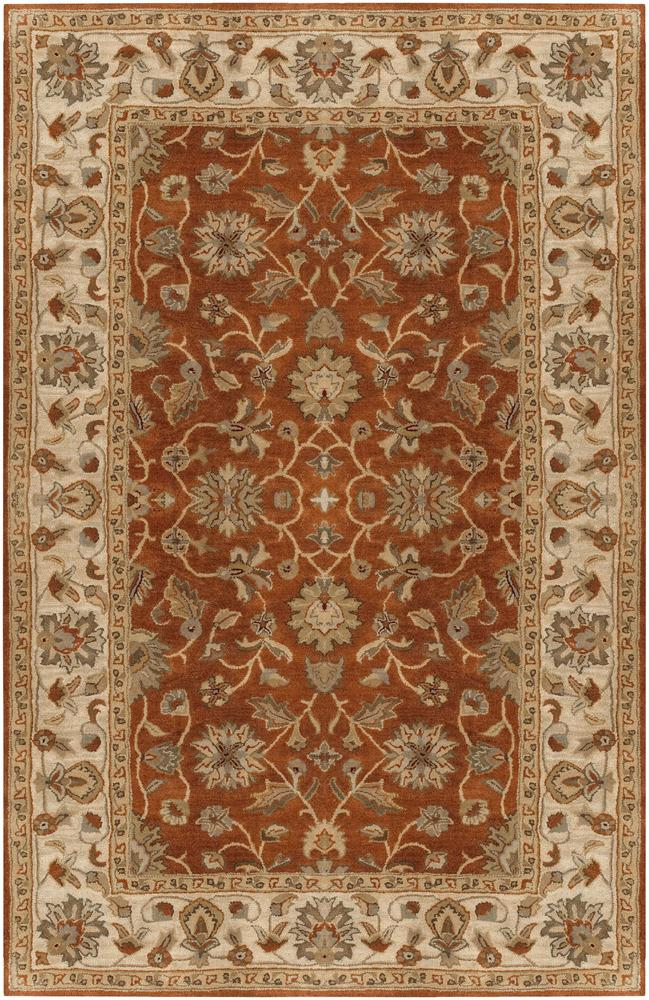 Surya Crowne 5' x 8' - Item Number: CRN6002-58