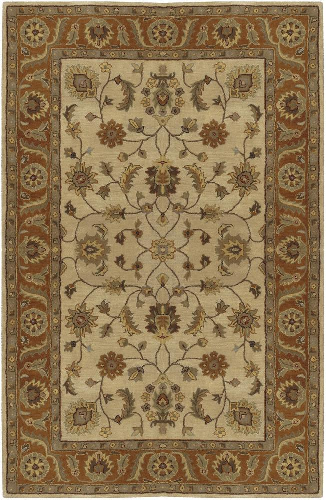 Surya Crowne 4' x 6' - Item Number: CRN6004-46