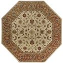 Surya Rugs Crowne 8' Octagon - Item Number: CRN6004-8OCT
