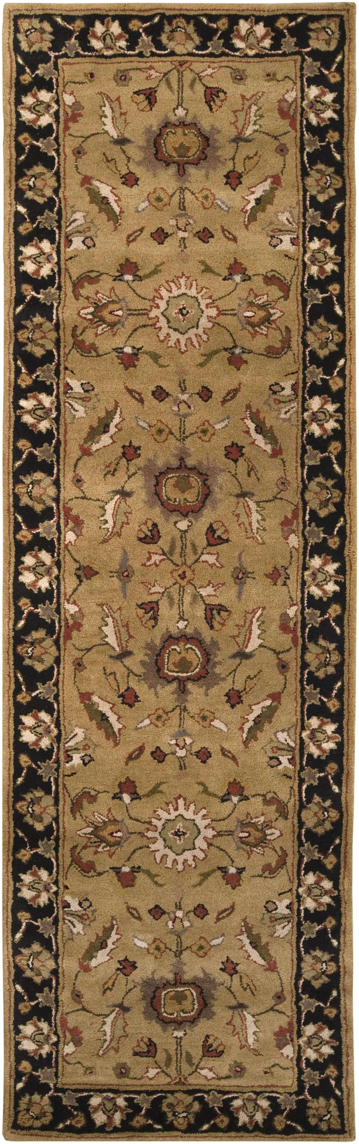 "Surya Rugs Crowne 2'6"" x 8' - Item Number: CRN6007-268"