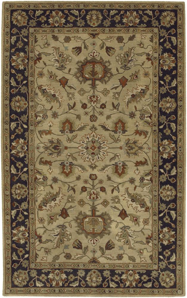 Surya Crowne 5' x 8' - Item Number: CRN6007-58
