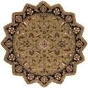 Surya Crowne 8' Star - Item Number: CRN6007-8ST