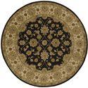 Surya Crowne 8' Round - Item Number: CRN6009-8RD
