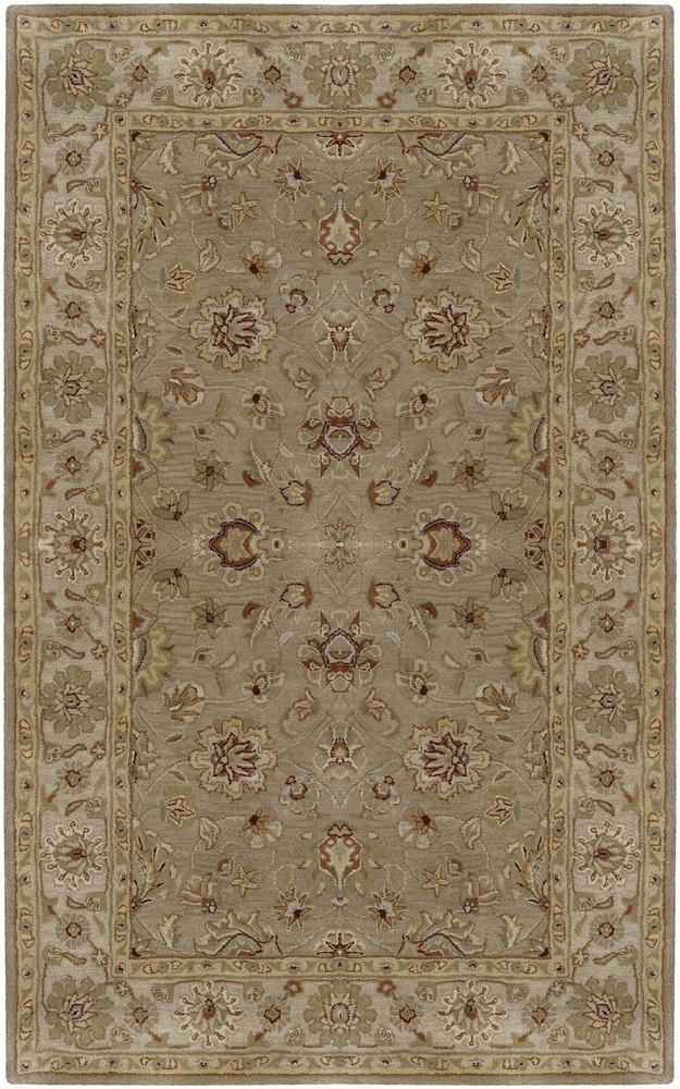 Surya Crowne 4' x 6' - Item Number: CRN6010-46