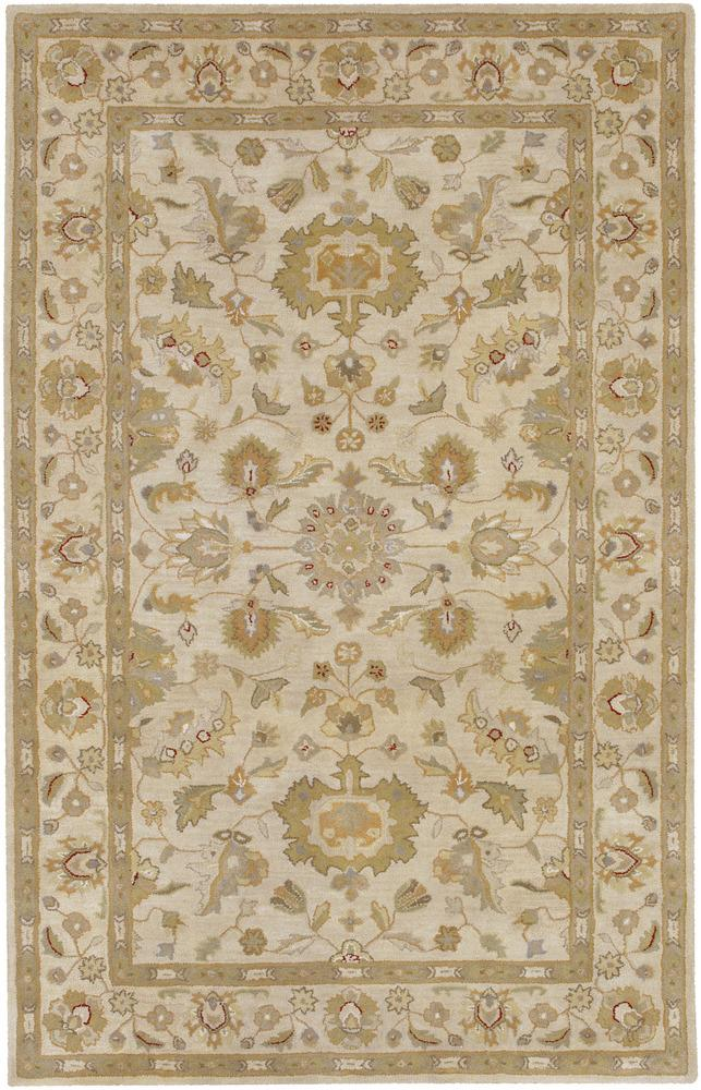 Surya Crowne 4' x 6' - Item Number: CRN6011-46