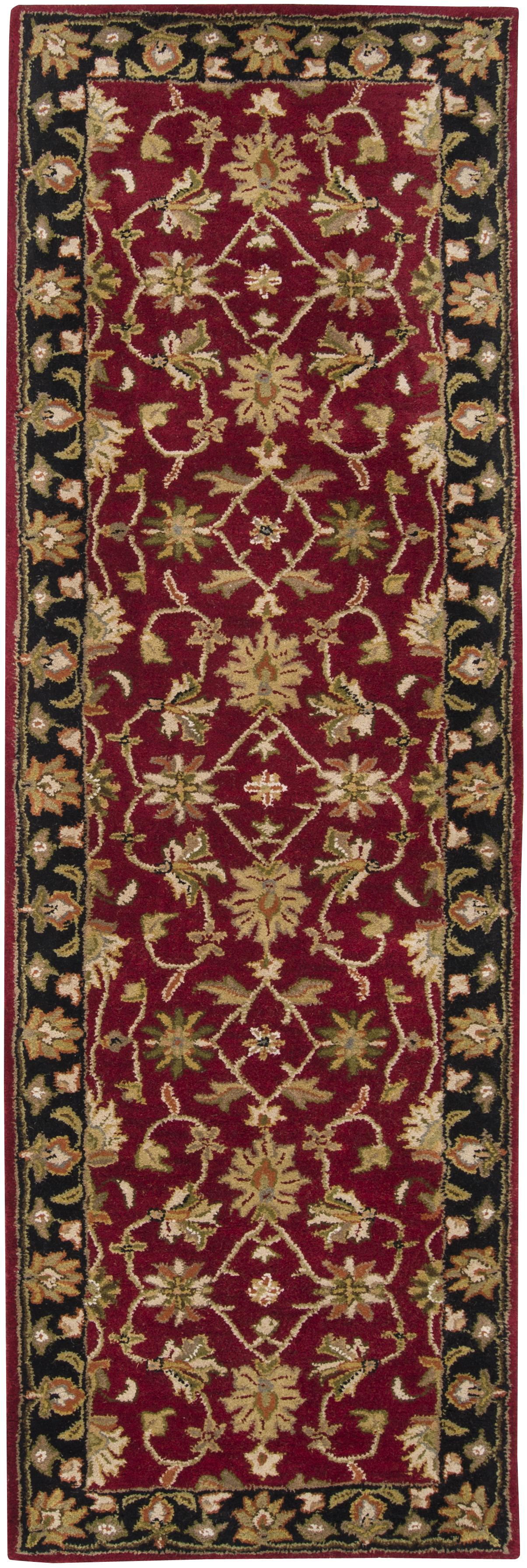 "Surya Rugs Crowne 2'6"" x 8' - Item Number: CRN6013-268"