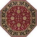 Surya Crowne 8' Octagon - Item Number: CRN6013-8OC