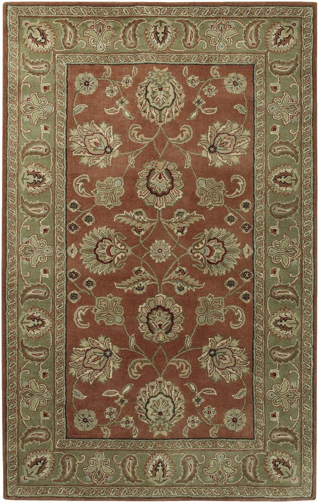 Surya Crowne 5' x 8' - Item Number: CRN6019-58