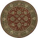 Surya Crowne 8' Round - Item Number: CRN6019-8RD