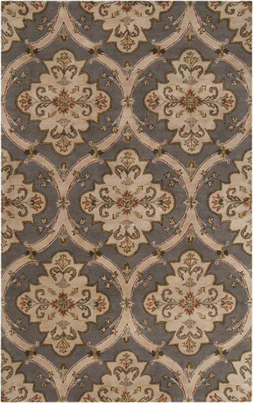 Surya Crowne 5' x 8' - Item Number: CRN6026-58