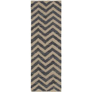 "Surya Rugs Denim 2'6"" x 8'"