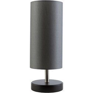 Black Contemporary Table Lamp