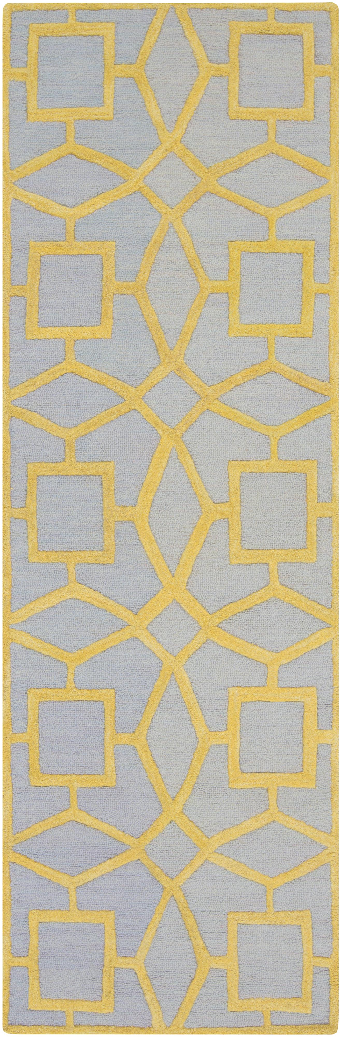 "Surya Rugs Dream 2'6"" x 8' - Item Number: DST1173-268"