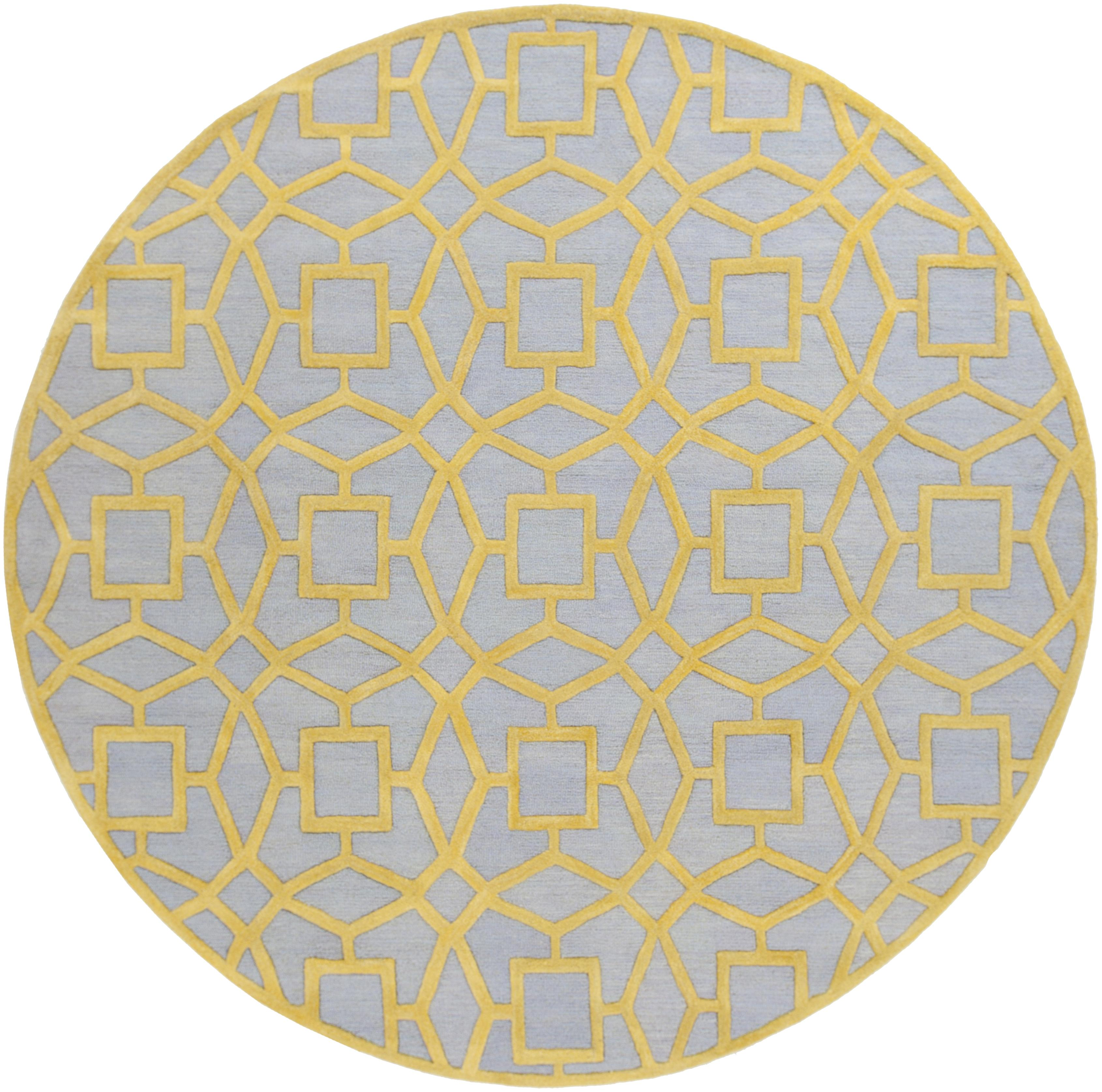 Surya Dream 8' Round - Item Number: DST1173-8RD