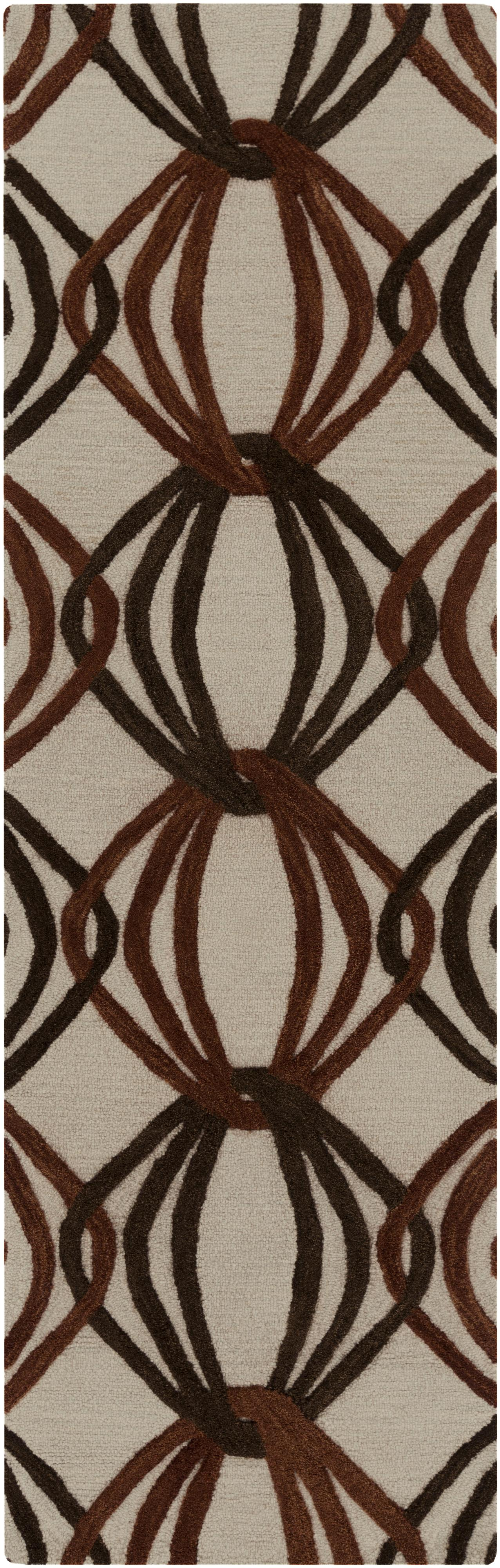 "Surya Rugs Dream 2'6"" x 8' - Item Number: DST1176-268"