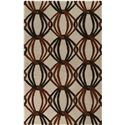 Surya Rugs Dream 5' x 8' - Item Number: DST1176-58