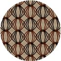 Surya Rugs Dream 8' Round - Item Number: DST1176-8RD